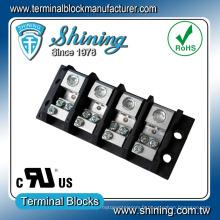 TGP-050-04JSC Connecteur de borne UL 600V à 5 fils 600V à 4 pôles
