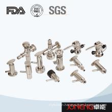 Stainless Steel Sanitary Pneumatic Sample Valve (JN-SPV2003)