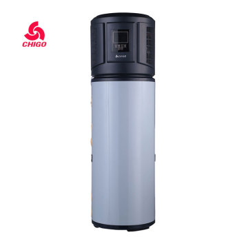 Best Selling China Cheap High Quality CE Certification Approved R410a All in One Bathroom Heat Pump Water Heater