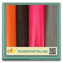 Tissu en feutrine de corail pour couverture / vêtement