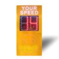 Автомобильный светодиодный дисплей, радар, светодиодный знак ограничения скорости