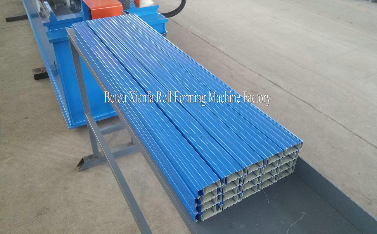 track roll forming
