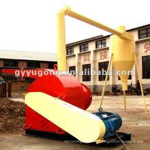 Triturador de martelo de palha de trigo popular na Índia