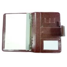 Подлинная папка с файлом-лидером A5, Бумажник-органайзер (EA5-004)
