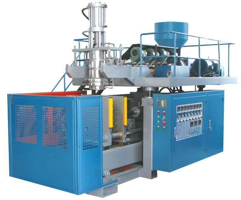 Lubricant-Blow-Moulding-Machine