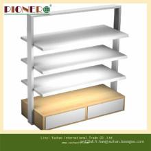 Support de vitrine en bois à faible prix