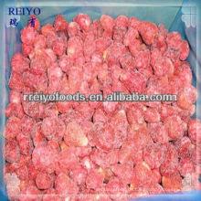 Gefrorene Lebensmittel Erdbeere