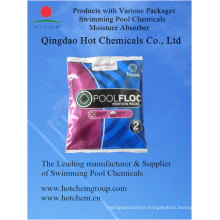 Polyacrylamide Paam Pool Floc for Sale
