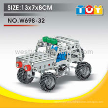 2013 new product DIY metal model jeep for chird