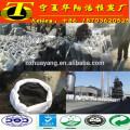 Bio Filter Media charbon à base de charbon actif prix par tonne