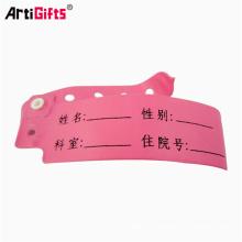 Лучшее качество детские больницы детские браслет идентификационный браслет