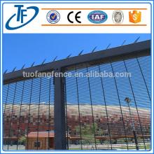 Cerca anti de la subida de la alta seguridad de calidad superior, 358 malla de la prisión de la cerca de seguridad