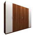 New Design Bedroom 6 Door Amoires