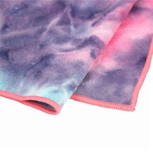 Best Quality for China Ordinary Warp Knitting Towel,Microfiber Warp Towel,100% Microfiber Warp Towel Supplier Antibacterial tie dye warp knitted Towel supply to Guinea Supplier