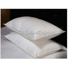 Горячая продавая роскошная конструкция сразу фабрика сделала мягкую оптовую оптовую подушку гостиницы внутреннюю