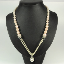 Pearl Necklace Wedding Jewelry