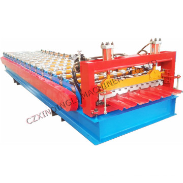 Roof and Wall Tile Design Machine and Manufacturing