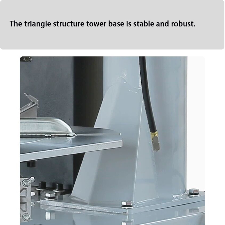 tire changer tower base