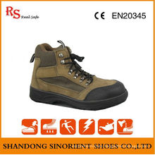 Metal Toe Cap Safety Shoes RS048