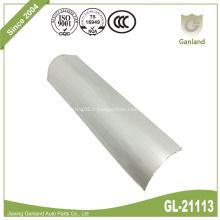 Rayons de coin en aluminium extrudés avec rayon de coin en aluminium R40