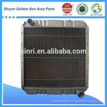 Dongfeng Truck Copper Tube Radiator 1301N08-010 Froom Shiyan Heizkörper Fabrik