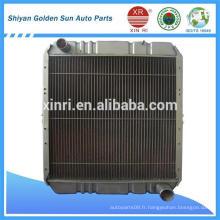 Dongfeng Truck Radiateur à tubes en cuivre 1301N08-010 froom Shiyan Radiator Factory
