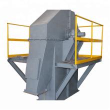 Elevador de cangilones para la industria de alúmina