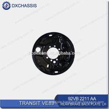 Genuine Transit VE83 Rear Brake Back Plate 92VB 2211 AA