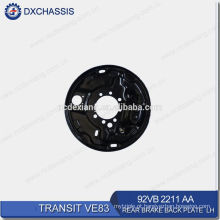 Genuine Trânsito VE83 Traseiro Traseiro Placa 92VB 2211 AA