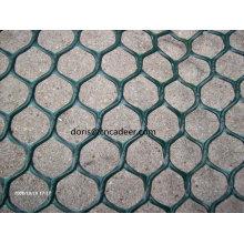 HDPE Kunststoff Geogitter Net mit zwei Seiten Geotextil