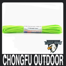 New 2016 wholesale 750 paracord 550 paracord for survival gear