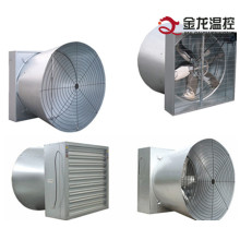 Shutter Door Cone Ventilation Exhaust Fan / Wall Mount Extraction Fan / Extractor Fan