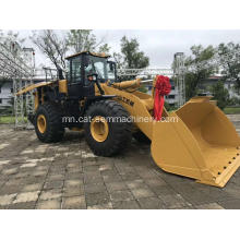 Катерпиллар 8 TON WHEEL LOADER SEM680D зарна