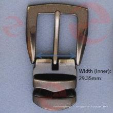 Boucle de ceinture en cuir (M15-221A)