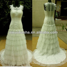 NW-394 Boutique Venice Lace Wedding Dress
