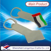 Abridor de botellas de bandera Lanyard de los Emiratos Árabes Unidos