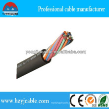 Cable Cat3 sólido UTP 100pairs Teléfono