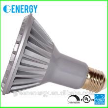 ul energy star led par30 11W led spotlight & dimmable par led par30/par16/par20/par38 & alumium led spotlight led par30