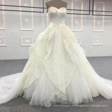Alibala Custom Made vestido de casamento vestido de noiva vestido de baile de formatura vestidos de casamento para mulheres senhoras meninas