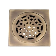 Customized Copper Shower Drain