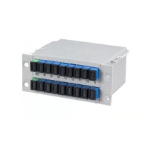 1x4 1x8 1x16 PLC Тип Optik Fiber Splitter Box
