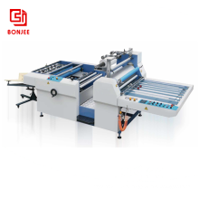 Bonjee China Manufacture Cold And Hot PP Woven Sack Laminating Machine