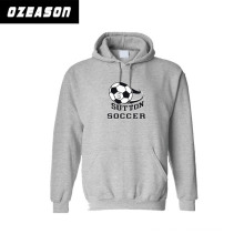 High Quality Sportswear Customized Polyester Soccer Warm up Hoodies