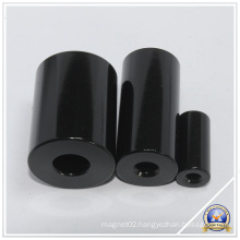 Hollow Cylinder NdFeB Magnet with Black Epoxy