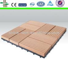 vendas quentes de 2013 telhas de wpc materiais de construção