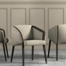 Деревянные ткань диван для гостиной