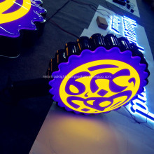 LED Light Box Signs Indoor Outdoor Signage
