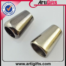 metal draw cord stopper