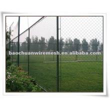 Proveedor de China alta calidad galvanizada soldada panel de malla de alambre
