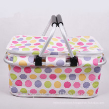 Printing New Design Lunch Box Cooler Bag Collapsible Cooler Bag Lunch